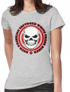 White trash t shirts redbubble for Tattooed white trash t shirt