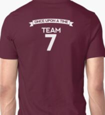 Once Upon a Time - Team 7 - Back Light T-Shirt