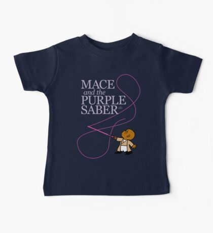 Mace and the Purple Saber Kids Clothes