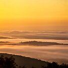 Penn's Peak by martinilogic