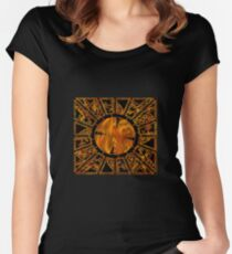 Lament Config Dyed Women's Fitted Scoop T-Shirt