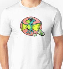 Tulliver the Pteradactyl Unisex T-Shirt