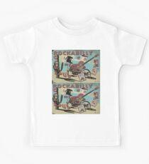 'ROCKABILLY ROCKS MY SOUL' Kids Clothes