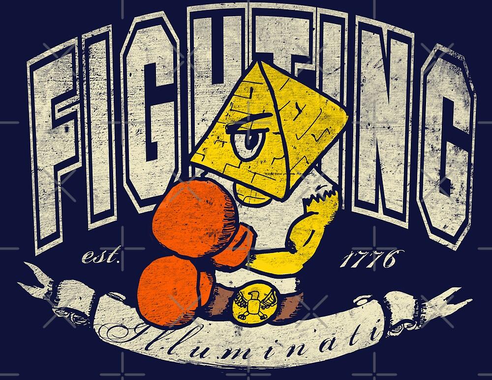 Fight Illuminati 2 by giovonni808
