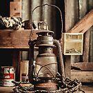 Vintage Lantern by jamjarphotos