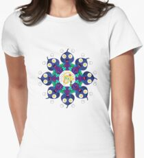Mango Happiness in Fruitcraft Women's Fitted T-Shirt