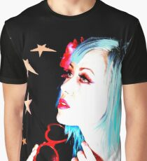 FREAK OUT Graphic T-Shirt
