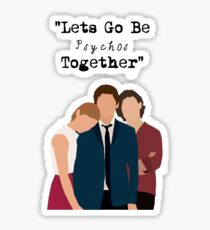 The Perks Of Being  A Wallflower  Sticker