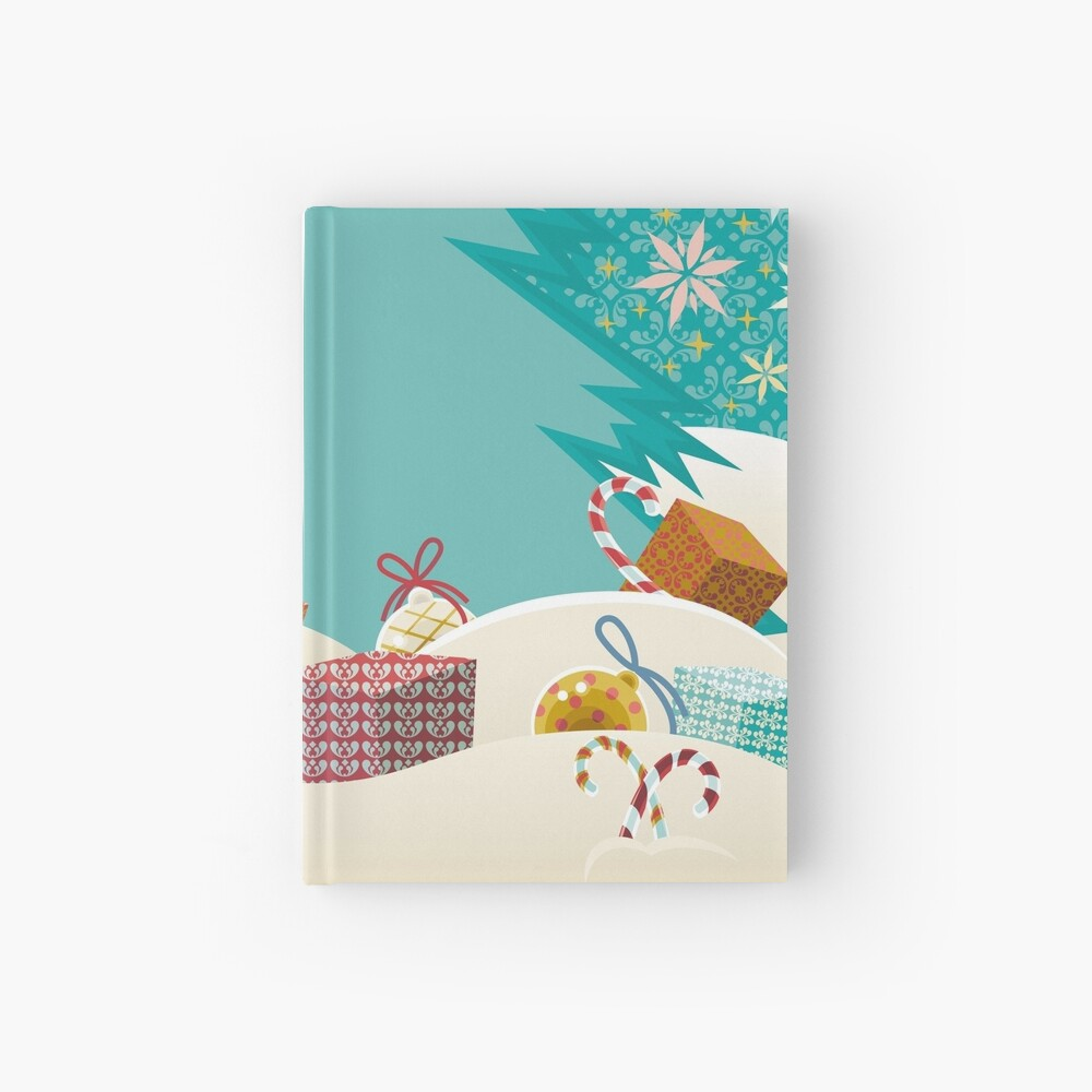 Christmas Eve Hardcover Journal