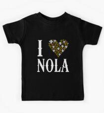 I heart NOLA Kids Clothes