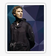 Benedict Cumberbatch as Hamlet Sticker