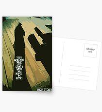 hand in hand Postkarten