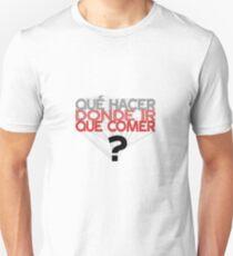 Light Questions Unisex T-Shirt