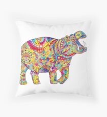 Spirit of Confidence Throw Pillow
