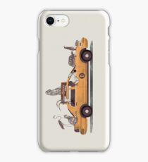 1-800-TAXI-DERMY iPhone Case/Skin