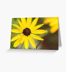 Pincer Movement Greeting Card