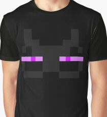 Enderman Graphic T-Shirt