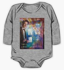 11th Doctor Who Matt Smith One Piece - Long Sleeve
