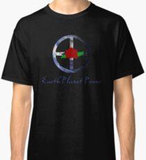 Planet Power -- Earth Classic T-Shirt