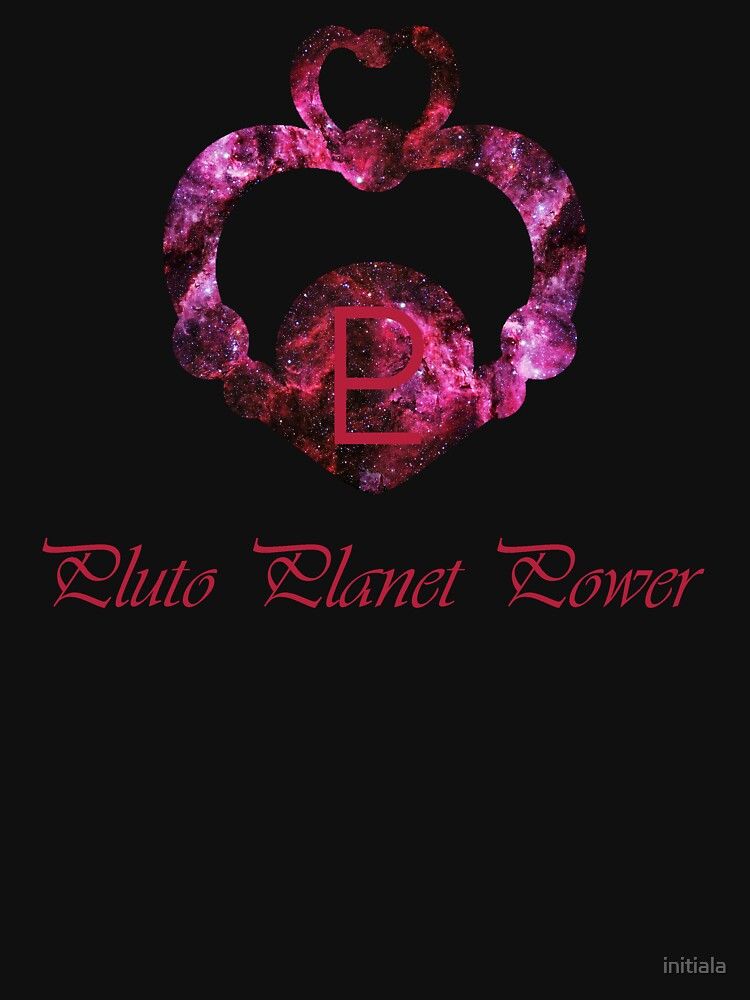 Planet Power -- Pluto by initiala