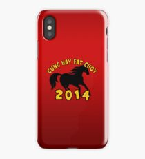Happy Chinese New Year 2014 T-Shirts Gifts iPhone Case