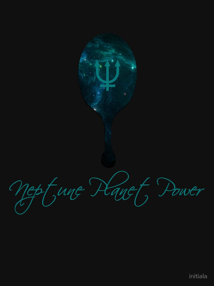 Planet Power -- Neptune by initiala