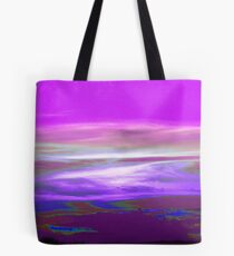 Earth Like Landscape Tote Bag