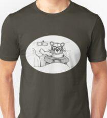 Driving Bear Unisex T-Shirt