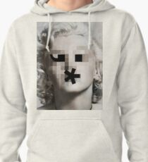 The Bombshell Emoticon Pullover Hoodie