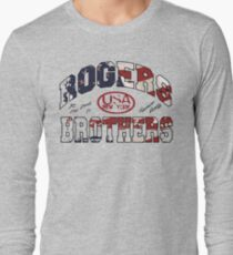 america by rogers brothers Long Sleeve T-Shirt