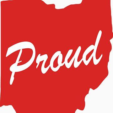 Ohio Proud Logo by JamesChaffin