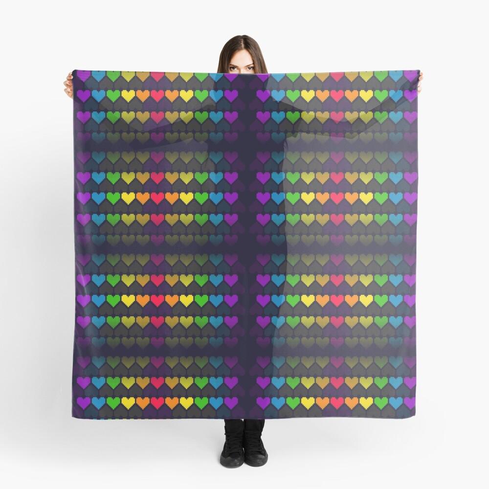El arco iris vive Pañuelo