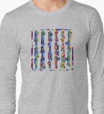 Guyuk Khan's stamp Long Sleeve T-Shirt