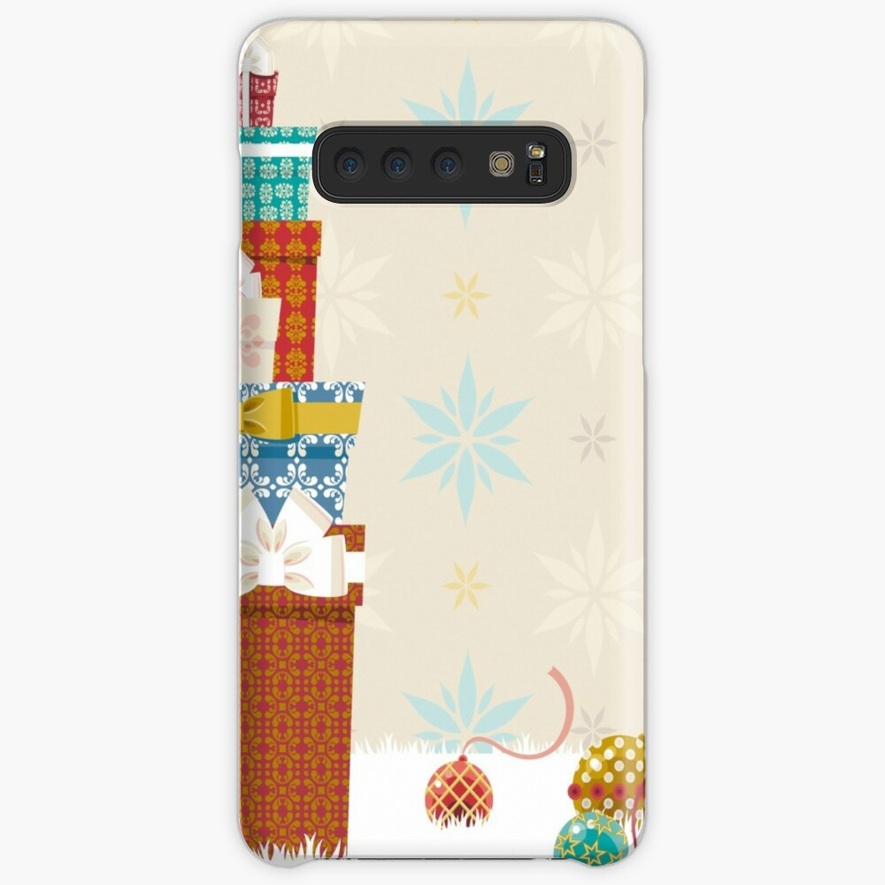 Gifts. Christmas time. Case & Skin for Samsung Galaxy