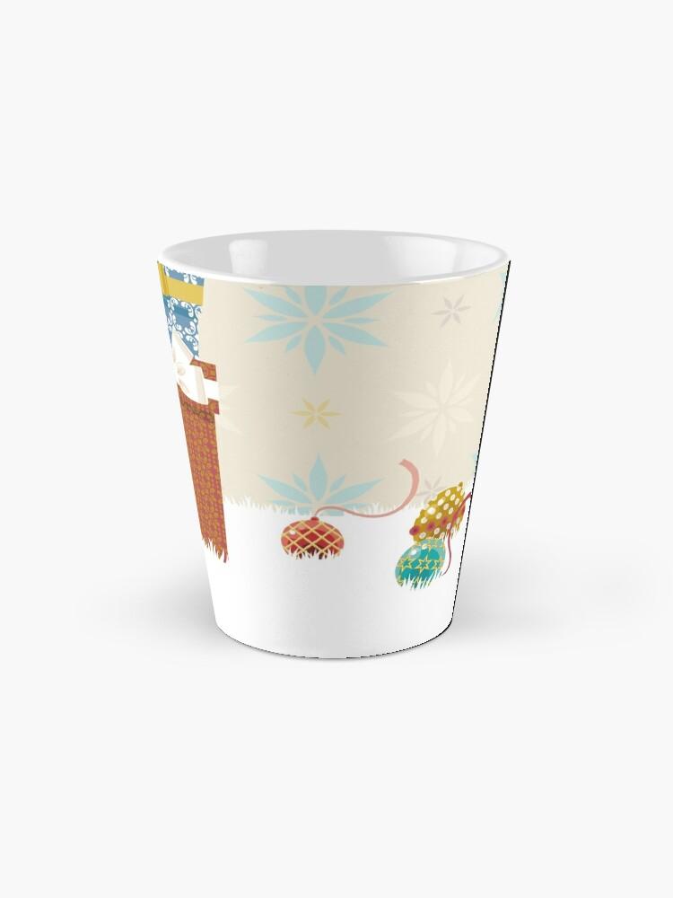 Alternate view of Gifts. Christmas time. Mug