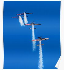 The Blades' Extra 300LPs over the top Poster