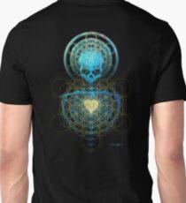 Visionary Skull  Unisex T-Shirt