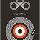 Vinyl Addict by modernistdesign
