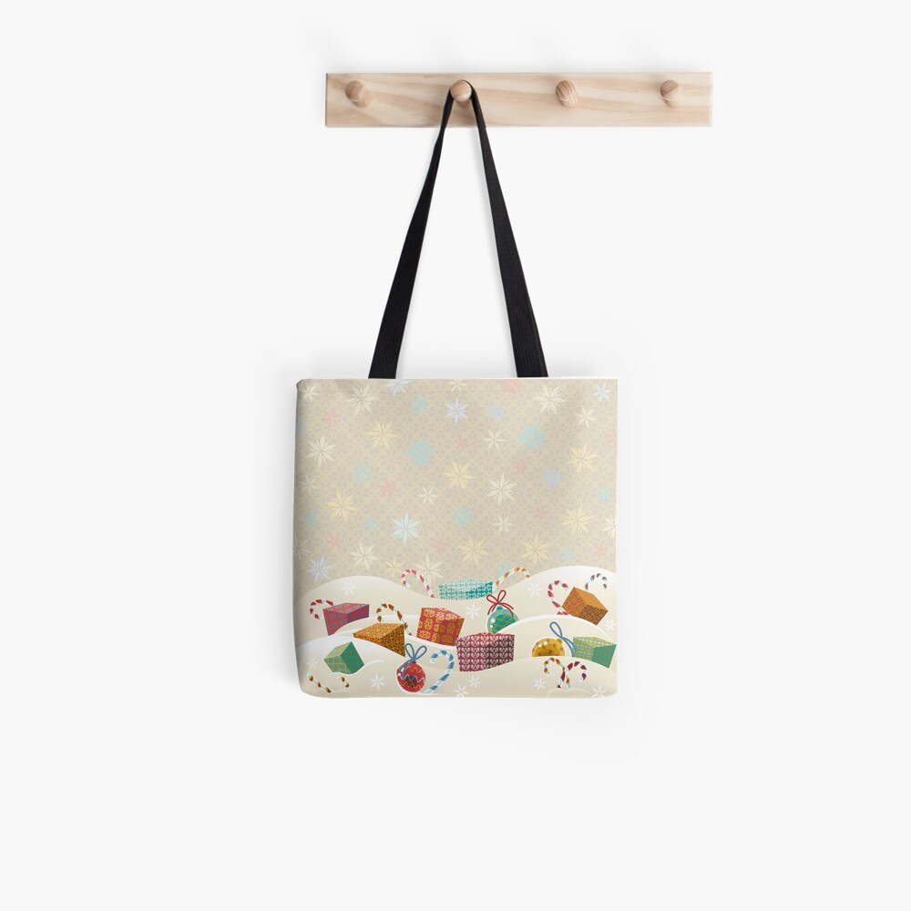 Winter Gifts Tote Bag