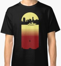 Slice of Life (Yellow/Red) Classic T-Shirt