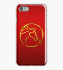 Year of The Horse iPhone Case/Skin