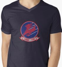 VAW-110 Mens V-Neck T-Shirt