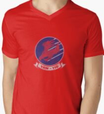 VAW-110 Men's V-Neck T-Shirt