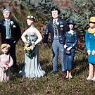 Wedding of the painted dolls by technochick