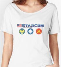 StarCom Women's Relaxed Fit T-Shirt