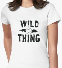 Wild Thing Women's Fitted T-Shirt