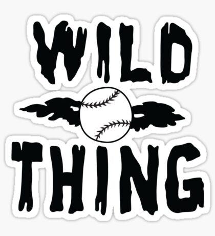 Wild Thing Sticker