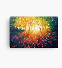 Touched by Magic Canvas Print