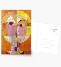 Paul Klee - Senecio Postcards