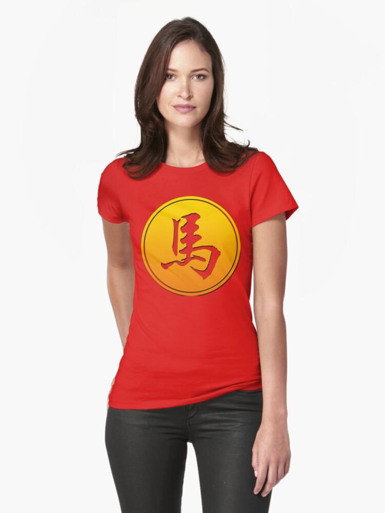 Chinese Zodiac Horse Symbol by ChineseZodiac